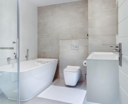 Bathroom Fitter in Wilmslow