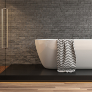 The key to being an expert bathroom fitter | Total Heat and Bathrooms | Fitted Bathroom with freestanding bath